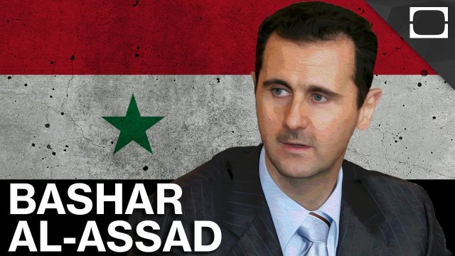 Basher-al-Assad - Syria